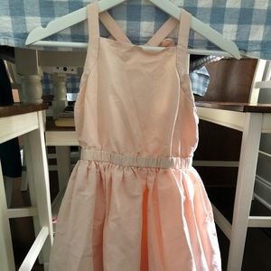 Jcrew dress with tulle